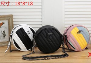 2020 new advanced handbag Western women's handle small square bag texture chain, single shoulder, a variety of colors, leading the fashion t