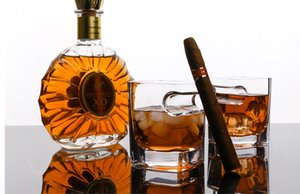 Cigar Whiskey glasses, wine Glasses