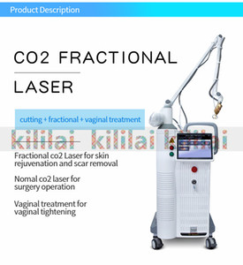 40W narrow Vaginal tightening fractional co2 laser 10600nm acne scar skin rejuvenation Vaginal Therapy beauty machine