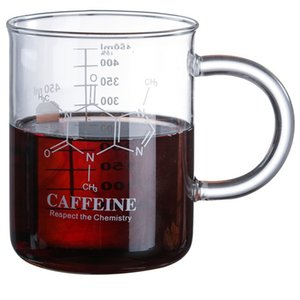 450Ml Thermal Insulation Double-Deck Glass High Borosilicate Flower Receptacle Innovative Mug Coffee Cup Double Wall