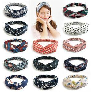 Ins шифон цветочные женщины оголовье дизайнерские аксессуары для волос для женщин повязки на голову accesorios para el cabello para las mujeres