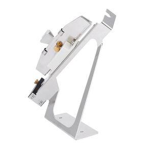 Durable Aluminum DIY Arco e Flecha Arco e Flecha Jig Pena Vara Ferramenta Acessório