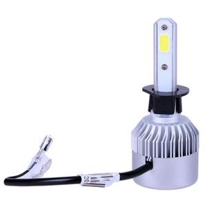 10SET Auto-Frontlichtstrahl-Birnen-Modell S2 Automobil-LED-Scheinwerfer für H1 H3 880/881 / H27 H7 H11 / H9 / H8 Auto-Scheinwerfer-Birnen-freies Verschiffen