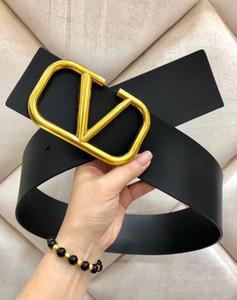 En 2020, la nouvelle conception ceinture homme grand luxe haut la mode des hommes de ceinture de boucle de ceinture gros Livraison gratuite