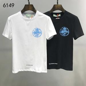 Wie 2020 Tide Marke Original-Mode-Design Männer und Frauen-T-Shirt mit kurzen Ärmeln und aus reiner Baumwolle T-Shirts Exquisite und komfortable