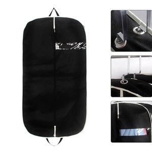 Men Suit Storage Bag Dustproof Hanger Organizer Travel Coat Clothes Garment Cover Case Accessories Supplies