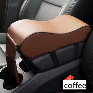 Nouveau Arrivée 1pc Centre Durable en cuir de voiture SUV Boîte Accoudoirs Console Soft Pad Coussin AU8