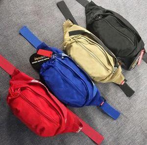Kadınlar Kemer Çantası Tasarımcı Bel Çanta 18ss 44 Üst Kalite Göğüs Paketi Moda Sokak Popüler Açık Boş Omuz Çantaları Ücretsiz Kargo