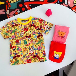 Designer cute t-shirt kids  designer clothes boys spring new recommend rushed fashion 2020 New gorgeous handsome 95NM