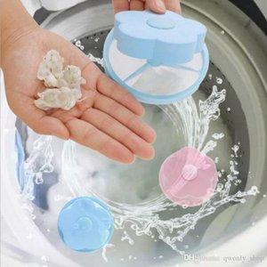 Flutuante Pet Fur Catcher reutilizável Depilação Ferramenta Floating Lint malha saco Cabelo Pouch Net para máquina de lavar