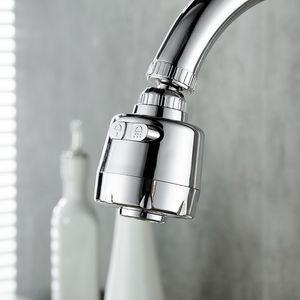 Il nuovo acciaio inossidabile 360 Grado Sink aeratore testa girevole rubinetto filtro universale cucina di casa accessori bagno Set