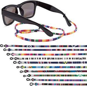 Spor Seyahat Pilotlar Gözlük Zinciri İpi Kordon B156F için Gözlük Tutucu Halat Gözlük Tutucu Kadın Erkek Güneş Gözlükler Kayış