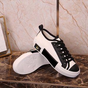 Harfler Teknik Tuval honeybee DÜŞÜK Sneakers Eğik Tasarımcı Ayakkabı Bayan Moda Çiçek B22 B23 B24 B01 B02 Sneakers Ayakkabı