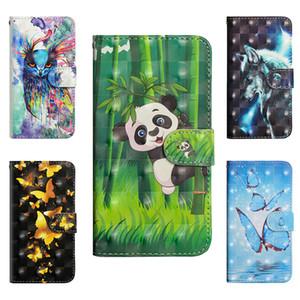 Flip carteira de luxo case para xiaomi redmi note 6 pro livro virar estilo mobile phone cases para redmi note 6 pro tampa com slots de cartão