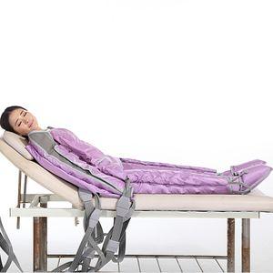 Pressotherapy için en iyi kalite taşınabilir makineleri lenf drenaj makinesi vücut şekillendirme kilo kaybı cihazı için