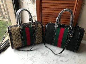 Borsa donna cento cento nuova spalla della borsa di uno inclinato due strati di atmosfera minimalista, una spalla, due semplici atmosphere.003