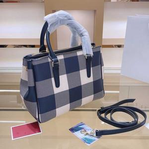 Women Hand Bag Plaid Luxury Designer Bag Brand Shoulder Hangbag Crossbody handbag Purse Quality Lady Handbag