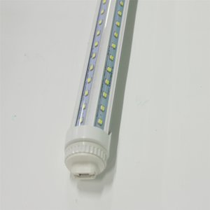Europe T8 V-shaped LED Tubes Lights G13 FA8 One Single Pin 2ft 3ft 220-240V AC85-265V R17D Rotate Bulbs Lamps Direct from Shenzhen China