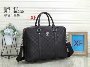 Charm2019 Trend Man Bag Fashion Wild Joker Single Shoulder PU Leather Affairs Cowhide Official Business Package