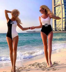 2020 donne sexy del costume da bagno manicotto che basa la camicia Swimwear Bikini Swimsuit design benda vestiti di bagno di un pezzo dello Swimwear di TRASPORTO