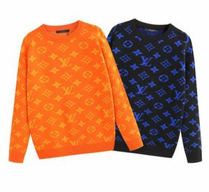 2020 осень-весна мужские женские свитера с длинным рукавом мужская мода толстовки с буквами высокое качество пуловер толстовка Мужская одежда размер S-2XL