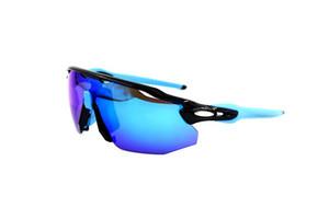 Toptan-Radar EV Advancer OO9442 kadın erkek moda güneş gözlüğü Bisiklet Gözlük gözlük sürme için açık hava spor gözlük güneş gözlüğü