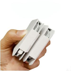 Original Qualidade OEM para 7-geração 8-geração Wired Headphone Fone de ouvido fone de ouvido com controle remoto Mic Controle Retail Box