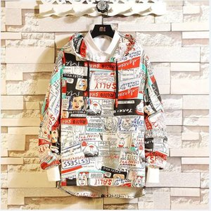 New Designer Hoodies For Men Spring Mens Hoodie lin 2oSweatshirt Loose Style Fashion Tide Luxury Pullover print letter printed jackets sweat