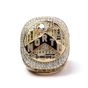 new Fans'Collection of Souvenirs Toronto 2018 2019 Championship Ring TideHoliday gifts for friends