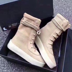 season boots woman couple of season 2 shoes handsome Limited Edition 2 generation coconut boots Inner cashmere military fan suede