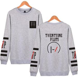 Luckyfridayf Twenty One Pilots sudaderas con capucha de los hombres estándar de diseño de marca para hombre de la camiseta de la camiseta de los hombres de 21 pilotos 'S capucha ropa de Harajuku