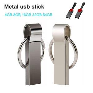 Key usb pen drive 8gb 16gb 32gb usb flash drive 64gb 128gb Pendrive keychain Flash usb 4gb memoria memory stick