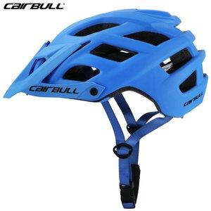 venta al por mayor Matte Color Cycling Helmet Mountain Bike BMX Helmet In-mold MTB Road Bicycle Helmets Riding Sports Safety Cap