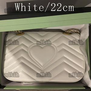 Moda Bayan Çanta Bayan Omuz Çantası Kalp Şeklinde Zincir Düşük Fiyat Yüksek Kaliteli Çanta 24 cm Tasarım Omuz Çantası