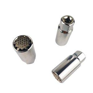 Universale Torque Wrench Head Set esagonale manica 9-21mm Drill Potenza Ratchet Boccola della chiave Strumenti Magic Key Multi mano Vendita