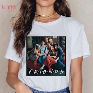 New Mona Lisa 90S T-shirt pour les femmes de la mode vintage élégante esthétique Harajuku T-shirt Ullzang T-shirt blanc Femme