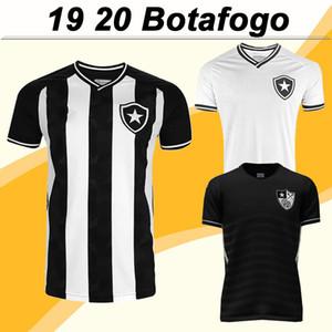 19 20 FR camisa de Botafogo Futebol maison loin 3 Maillots de football GILSON A. SANTANA court Uniformes manches longues pour hommes Chemises football