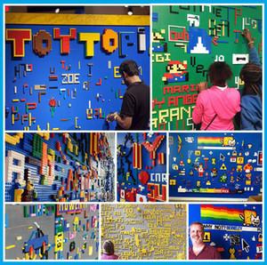 32 * 32 작은 점 빌딩 블록 양면베이스 플레이트, 25.6 * 25.6cm, 15 색, DIY 조립 교육 장난감, 크리스마스 키드 생일 선물, USEU
