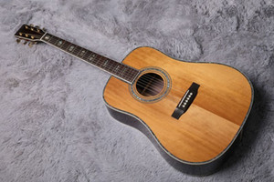 Wald guitar 41 inch d barrel rounded corner