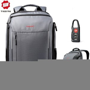 Tigernu Marca 15.6 pollici Laptop Backpack Mochila Donna Uomo Zaini impermeabili borse casual Viaggio di lavoro scuola dello zaino BagsMX190905