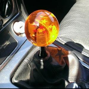 Auto personalità Dragon ball 1-7 stelle manuale automatico universale Gear bastone pomello del cambio Leva