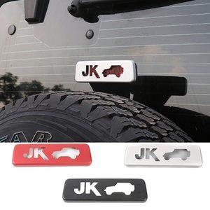 자동차 브레이크 라이트 후면 높은 브레이크 라이트 커버 지프 커맨더 JK 2007-2017 고품질 자동 외부 액세서리
