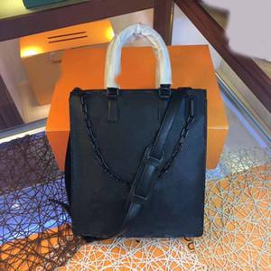 Kadınların moda onthego tasarımcı lüks çanta çanta L siyah çiçek büyük kapasiteli alışveriş çantası tasarımcı çanta çanta totes