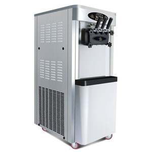 vertical type commercial soft ice cream machine soft serve ice cream machine ice cream maker for sale