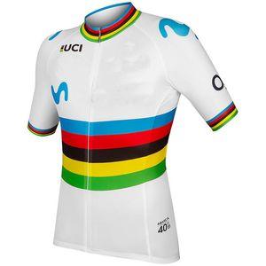 2019 Alejandro Valverde UCI NUR KURZARM ROPA CICLISMO SHIRT CYCLING JERSEY CYCLING WEAR GRÖSSE: XS-4XL