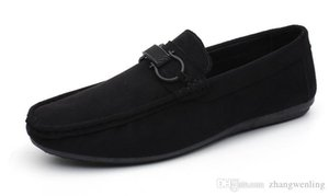 NEW Men's shoes Leather Men Dress Shoes Pointed Toe Bullock Oxfords Shoes For Men, Lace Up Designer Luxury