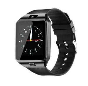 Smart watch dz09 bluetooth smartwatch android anruf relogio 2g gsm sim tf karte kamera für iphone samsung huawei pk gt08 a1