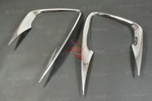 100 % 고품질 특별 한 장식 ABS 자동차 안개 램프 표시 커버 마쓰다 CX5 CX-5 2013 2014에 대 한 자동차 자동차 액세서리