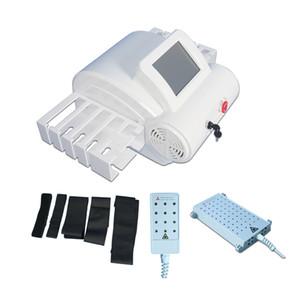 ليبو ليزر 4D آلة lipolaser 635NM 650NM 810nm 980nm الصمام الثنائي ليزر شفط الدهون ليبو تذوب معدات الليزر التخسيس الجمال