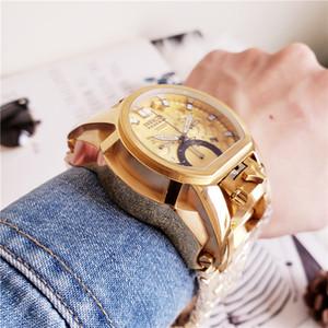 Big bang watch INVICTA stopwatch new fashion luxury big dial racing sport quartz watches top quality Brazil Hot orologio